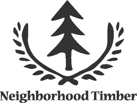 Neighborhood Timber Logo